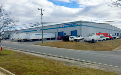 ROSENTHAL ACQUIRES 84,000 SQUARE FOOT WAREHOUSE IN LORTON, VA