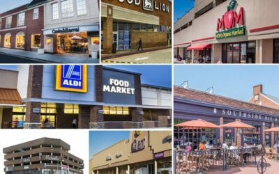 ROSENTHAL PROPERTIES ACQUIRES 8 SHOPPING CENTERS FOR $168 MILLION